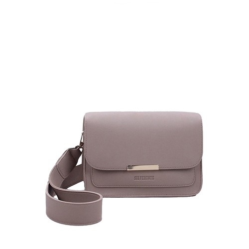 Silvertote Ivy Sling Bag Brown