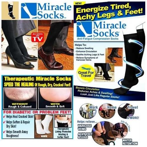 Miracle Sock - Kaos Kaki Pijat