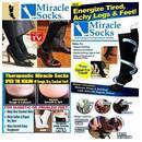 Miracle Sock - Kaos Kaki Pi