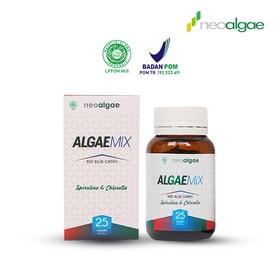 ALGAEMIX - Membantu Pembeba