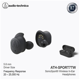 Audio Technica SonicSport W