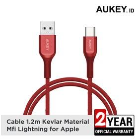 Aukey Cable MFI USB A To Li