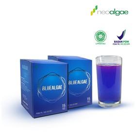 BLUEALGAE - Suplemen Alami