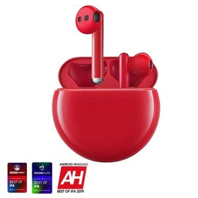 Huawei FreeBuds 3 - Red