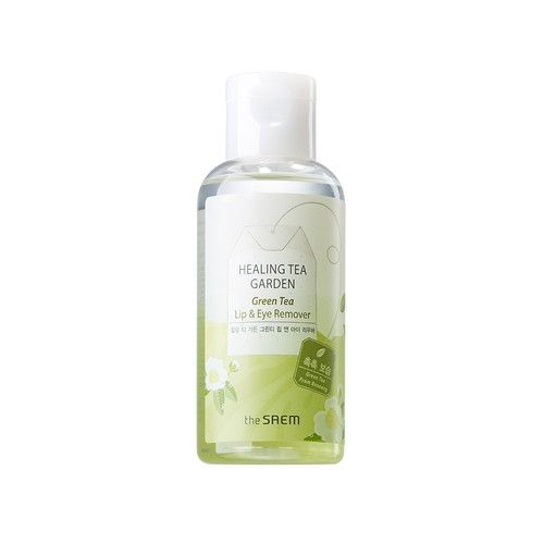 Healing Tea Garden Green Tea Lip & Eye Remover
