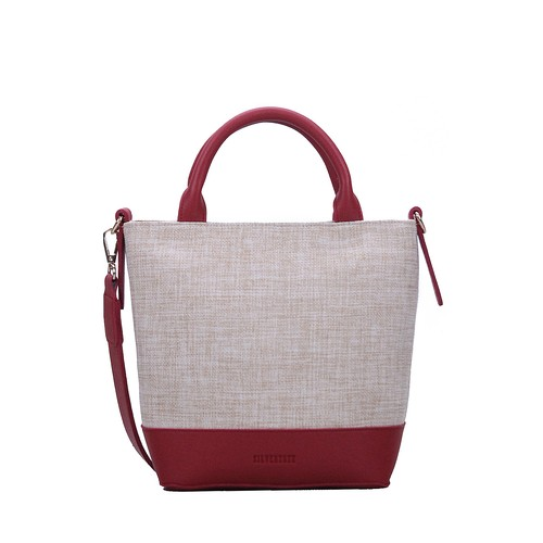 Silvertote Ivanka Sling Bag Red