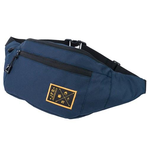 JFR Tas Pinggang Waist Bag Bahan Polyester JT02 - Blue