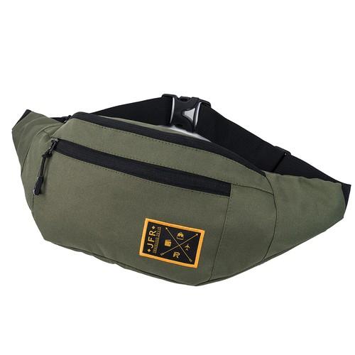 JFR Tas Pinggang Waist Bag Bahan Polyester JT02 - Green