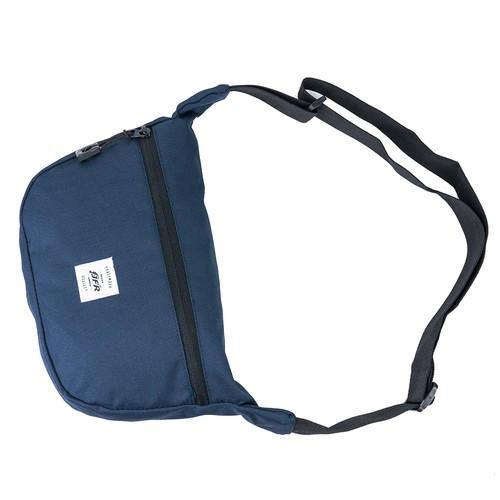 JFR Tas Slempang Sling Bag Bahan Polyester JT08 - Blue
