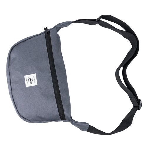 JFR Tas Slempang Sling Bag Bahan Polyester JT08 - Grey