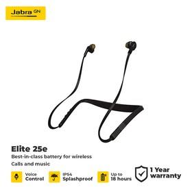 Jabra Elite 25e Earphone Bl