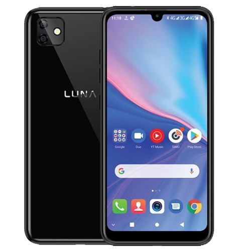 Luna SIMO G50 (RAM 3GB/32GB) - Black
