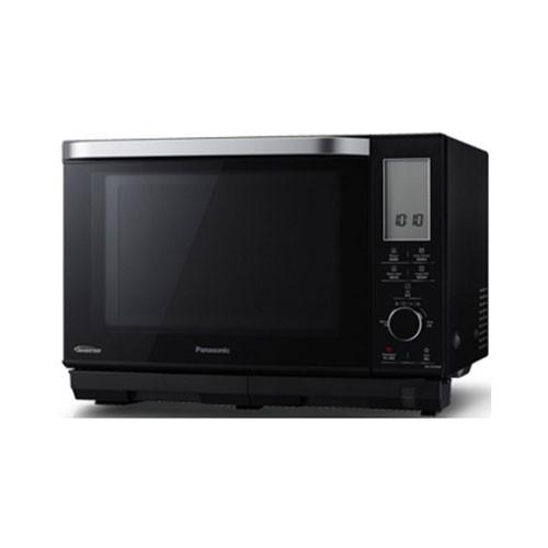 Panasonic Microwave Oven 27L Bake & Grill NN-DS596BTTE - black