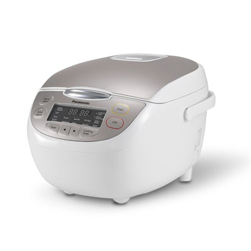 Panasonic Rice Cooker with 16 menus otomatic 1,8L SR-CP188NSR - White