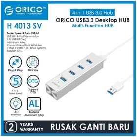 Orico 4 Port USB3.0 Hub for