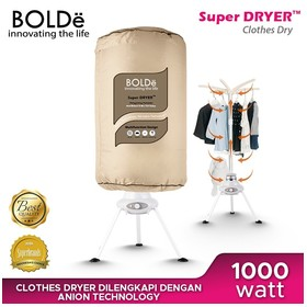 BOLDe Super Clothes Dryer