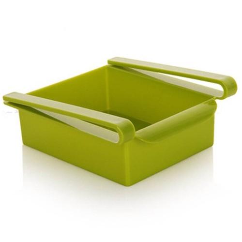 Rak Sliding Cantolan Kulkas - Green