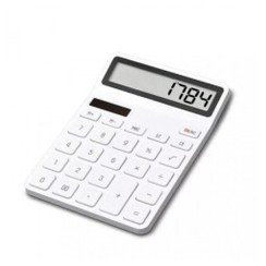 XIAOMI KACO LEMO Desk Electronic 12-Digits Calculator - K1412 White