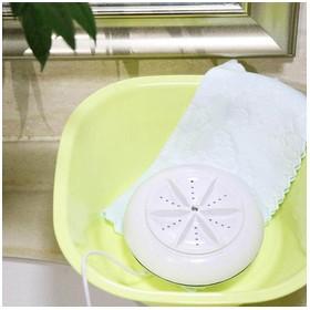 Mesin Cuci Portable - White