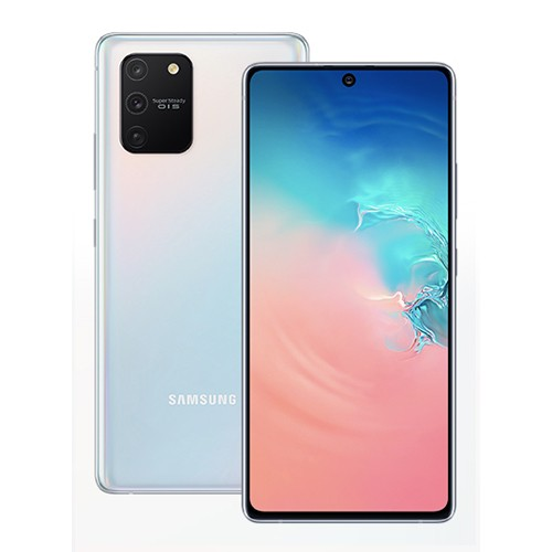 Samsung Galaxy S10 Lite - Prism White