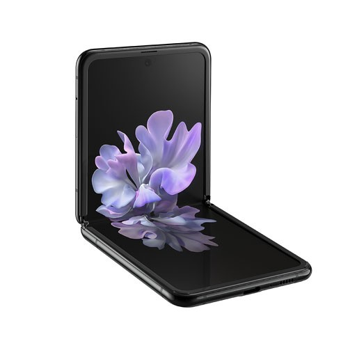Samsung Galaxy Z Flip - Mirror Black