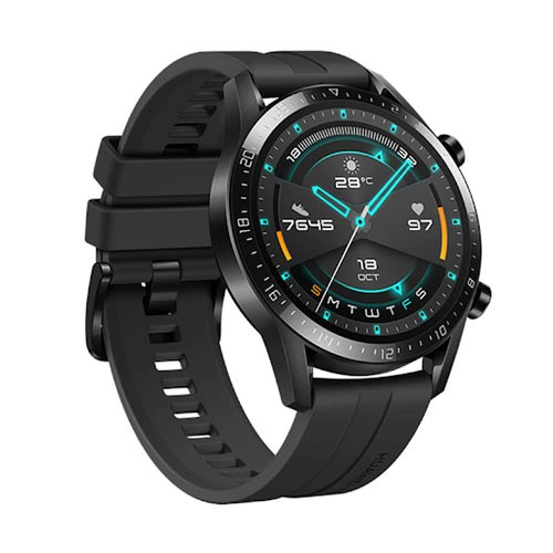 Huawei Watch GT 2 Male Sport Latona 46mm - Matte Black