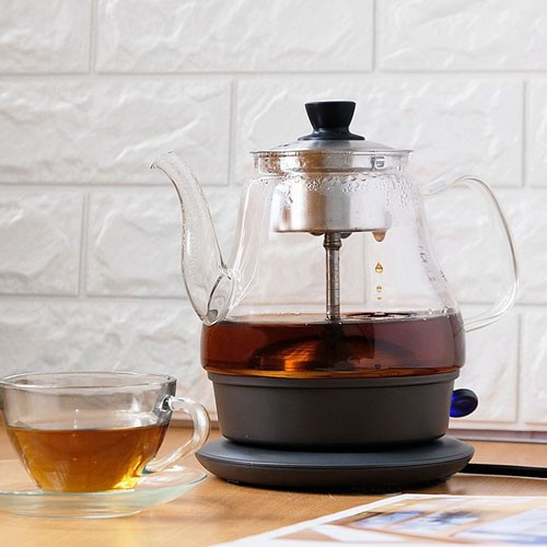 Idealife Electrical Steam Tea Maker (Tea Filter) - Teko Pembuat Teh Uap - IL–113