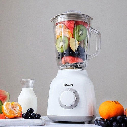 Idealife Electric Blender IL-220 - White