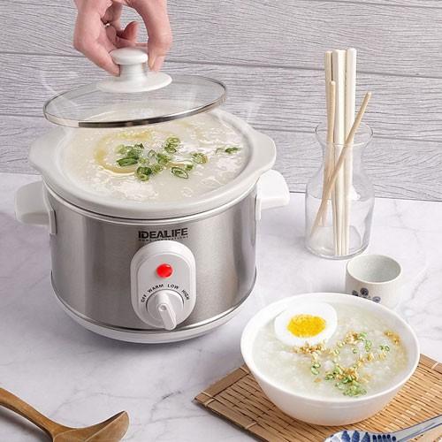 Idealife Slow Cooker (1.5Litre) IL-315