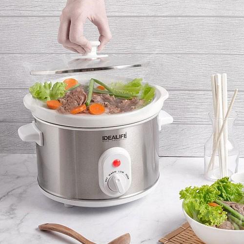 Idealife Slow Cooker 2.5L - IL-325