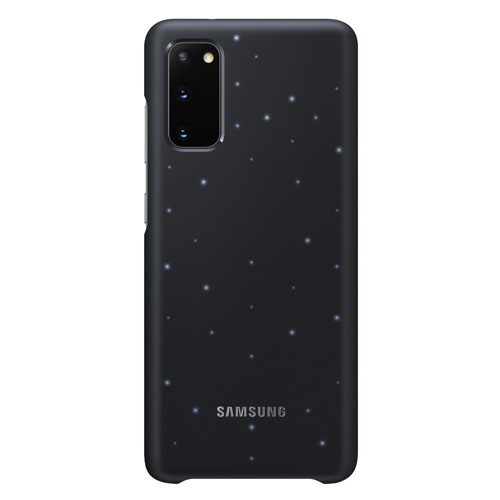 Samsung LED Cover Case for Galaxy S20 - Black