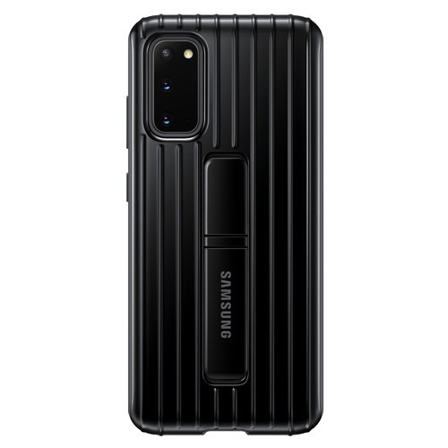Samsung Protective Cover Case for Galaxy S20 - Black