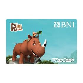 BNI Tap Cash Riki Rhino - R
