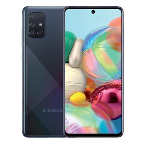 Samsung Galaxy A71 - Prism Crush Black