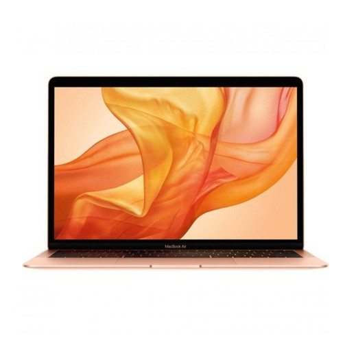 Apple 13 inch MacBook Air with Intel Core i5/8GB/128GB - Gold (2019) MVFM2ID/A