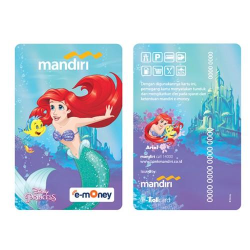Mandiri e-Money Princess - Ariel