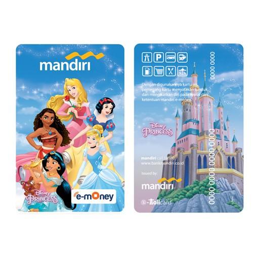 Mandiri e-Money Princess - Power Princess