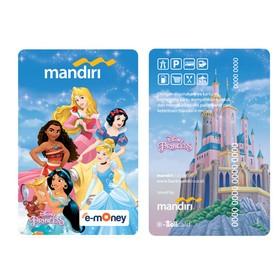 Mandiri e-Money Princess -