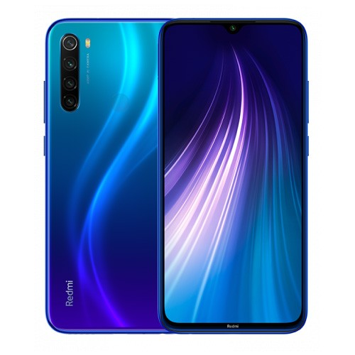 Xiaomi Redmi Note8 (RAM 6GB/128GB) - Blue