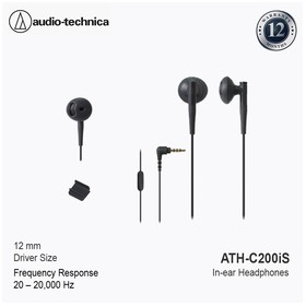 Audio-Technica In-ear Headp