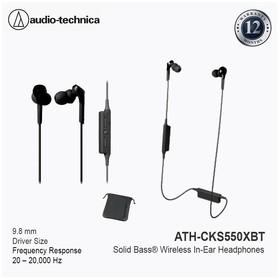 Audio-Technica ATH-CKS550XB