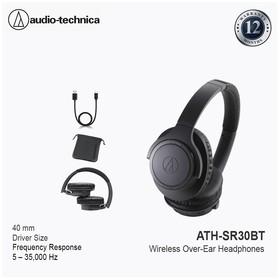 Audio-Technica ATH-SR30BT/A