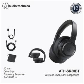 Audio-Technica ATH-SR50BT W
