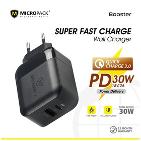Micropack Wall Charger Boos