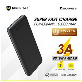 Micropack Powerbank Discove