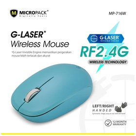 Micropack G-Laser Mouse Wir