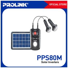 Prolink Portable Solar Ligh