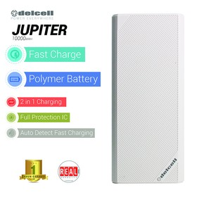 New Delcell JUPITER Powerba