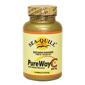 Sea Quill PureWay C 500mg -