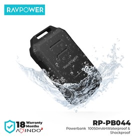 RAVPower Waterproof & Shock